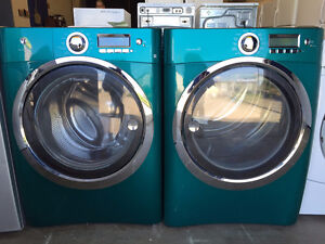 ELECTROLUX FRONT LOAD WASHER/DRYER SET- 1 YEAR WARRANTY!