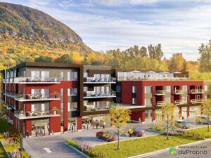3 1/2 - Le Borduas est un projet résidentiel neuf de 43 condos