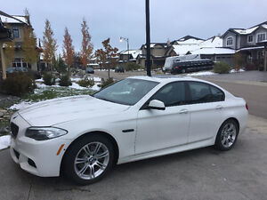2013 BMW 5-Series 528i xDrive Sedan