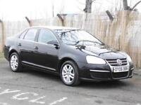 Volkswagen Jetta 2.0TDI 2006 SE, Saloon, Black, FSH, 6 Months AA Warranty