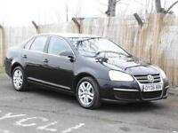 Volkswagen Jetta 2.0TDI 2006 SE, Saloon, Black, FSH, 3 Months Warranty