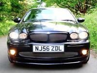2006 56 Jaguar X-TYPE 2.2D Premium Sport..1 OWNER..XS LE BODYKIT..STUNNING!!