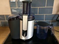 Philips Juicer- good as new