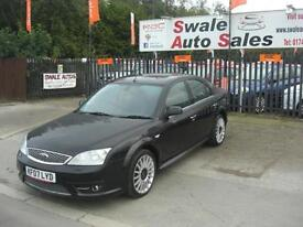 2007 FORD MONDEO ST 2.2TDCi ONLY 116,904 MILES, VERY FAST CAR