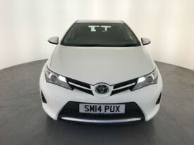 2014 TOYOTA AURIS ACTIVE D4 DIESEL 1 OWNER SERVICE HISTORY FINANCE PX WELCOME