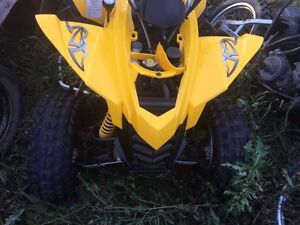 2008 can am ds 250 $3000 OBO