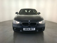 2014 BMW 116D EFFICIENT DYNAMICS DIESEL 1 OWNER FINANCE PX WELCOME