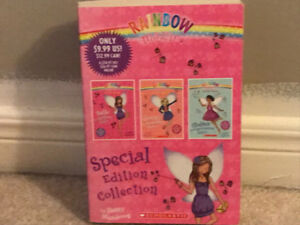 Rainbow magic special edition collection  3 in 1