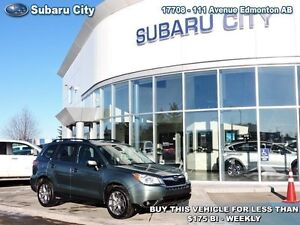 2016 Subaru Forester 2.5i Limited  - Low Mileage
