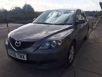 Bargain Mazda 3 1.6 long MOT only 1 previous owner