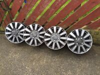 15inch rims and hubcaps