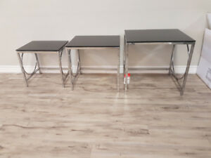 3 piece side table $175