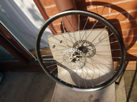 26'' Downhill Front Disc Wheel
