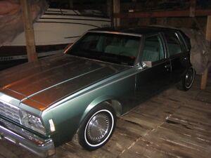 1978 Chevrolet Impala Sedan