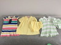 Girls bundle - 2x Ralph Lauren and 1xTommy Hilfiger outfits