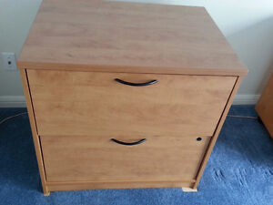 Lateral 2 Drawer Filing Cabinet