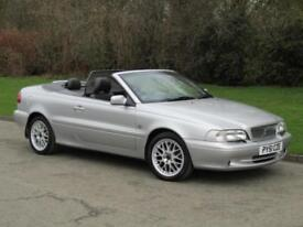 2002 Volvo C70 2.0 T 20V Convertible Cabriolet Manual 5 Speed