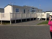 STATIC CARAVAN FOR SALE IN TRECCO BAY