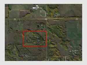 Garden Valley Estate West of Edmonton 59acres  $12,372.8/acre