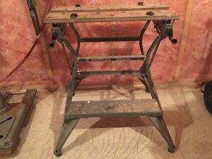 Work mate bench for sale