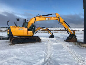 JCB JS145 EXCAVATOR **CLEAR OUT PRICE**