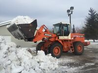 Snow Plowing & Snow Removal, Residential & Commercial