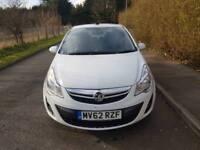 Vauxhall Corsavan 1.3CDTi 16v ( 95ps ) ( Euro 5 ) ecoFlex ( s/s ) £2750 NO VAT
