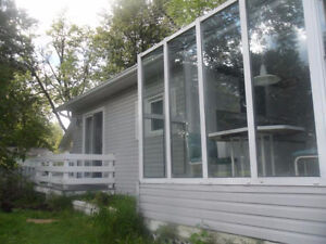 Bungalow on Canal near Quebec Border Cornwall Ontario image 2