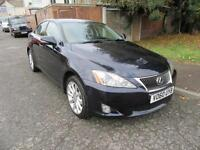 2010 LEXUS IS 220D 2.2TD SE MANUAL DIESEL SALOON