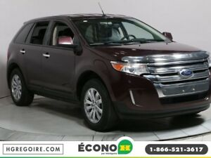 2011 Ford EDGE SEL AWD A/C GR ELECT MAGS