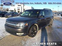"""2015 Ford Flex """"SEL AWD 4DR LTHR/MOON/NAV""""   - $210.06 B/W  - Lo"""