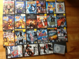 22 jeux game cube
