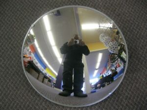 18'' SECURITY MIRROR