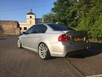 2007 Bmw 320d m-sport ####may px####