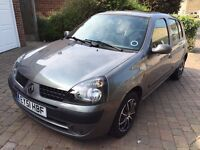 Renault Clio expression 16v. 1149cc. Faultless & Reliable little car.