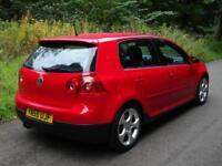2005 55 Volkswagen Golf 2.0T FSI (200PS) GTi..HEATED LEATHER SEATS !!