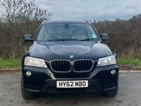 2012 BMW X3 XDRIVE20D SE Auto Estate Diesel Automatic