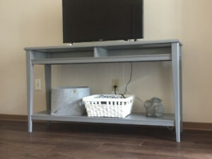 Console/TV Table IKEA LIATORP - Like New