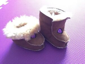Authentic Baby moccasins