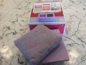 American Girl The Sleep and Snack Pet Bed Retired