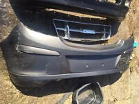 Vauxhall Corsa ltd rear bumpers and lip spoilers choice of colour can post