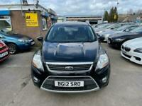 2012 Ford Kuga ZETEC TDCI Estate Diesel Manual
