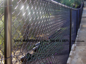 CHAIN LINK FENCE & GATES  LOW FACTORY COST