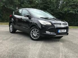 2013 FORD KUGA TITANIUM 2.0 TDCi 5 DOOR DIESEL MANUAL