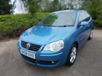 58 Volkswagen Polo 1.2 ( 70PS ) 2008MY Match