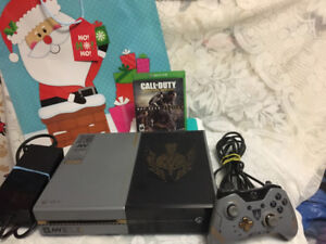 Xbox One Call of Duty Limited Edition Console 1TB Hard drive