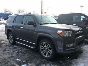 2013 Toyota 4Runner Limited Edition - 1 owner, Clean History!