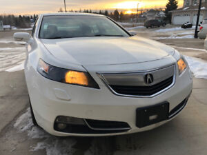 2012 Acura TL SH-AWD BASE Sedan