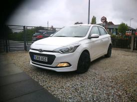 Hyundai i20 2015. 1.2 petrol.