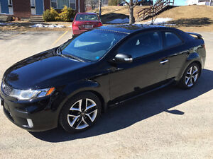 2010 Kia Forte Coupe (2 door) - MUST SELL!!